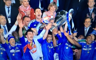 Incredible Chelsea Wins UEFA Champions League Final